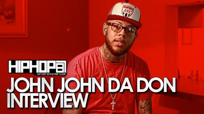 YoutubeTHUMBS-JUNE-146 John John Da Don Talks 'Once Upon A Don', 'Total Slaughter', Battling Cassidy & More With HHS1987 (Video)
