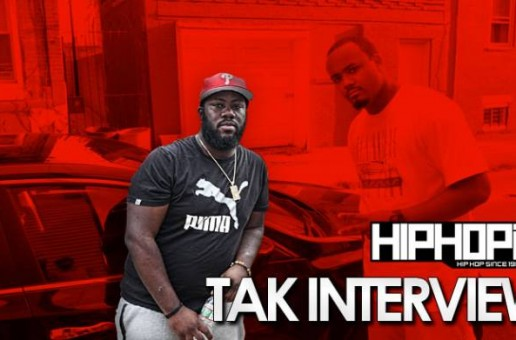 Tak (of Dreamchasers) Talks 'Cigars & Champagne', Visionary Management, Rick Ross & More With HHS1987