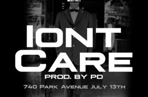 Mickey Factz – Ion't Care (Prod. By P