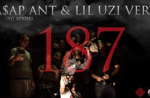 ASAP Ant x Lil Uzi Vert – 187 (Official Video)