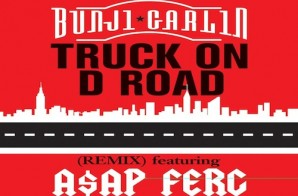ASAP Ferg – Truck On D Road (Remix)