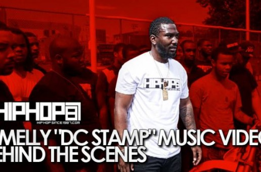 "Behind The Scenes Of Omelly's ""DC Stamp"" Music Video [HHS1987 Exclusive]"