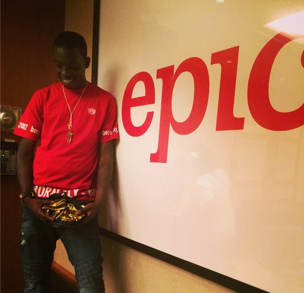 bobb 1 Bobby Shmurda Signs To Epic Records