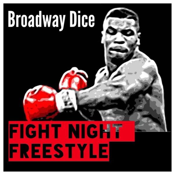 broadway dice fight night freestyle HHS1987 2014 Broadway Dice   Fight Night Freestyle