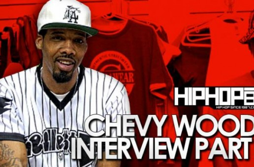 Chevy Woods Talks Upcoming Collaborations, Pittsburgh's Music Scene, Weed & More With HHS1987 (Video)