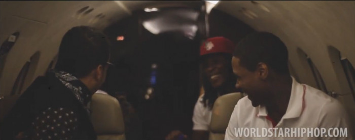 coke boys 1 French Montana   Fly High ft. Lil Durk (Video)
