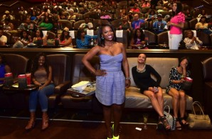"Kandi Burruss, Toya Wright, Angel McCouughtry & More Gather for the ""LUCY"" Movie Premiere in Atlanta"