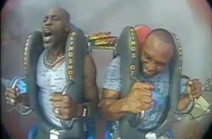 DMX Yells & Screams For His Life While On The Sling Shot Ride (Video)