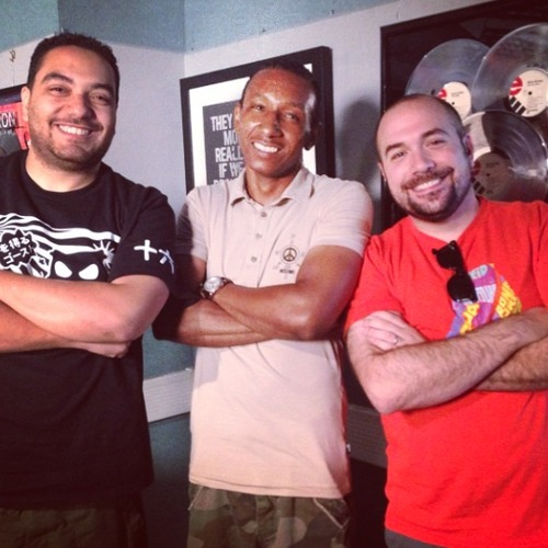 dres-epstein Dres (of Black Sheep) Talks Early Beginning's, Chuck D & More w/ Juan Epstein !!