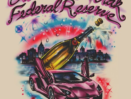 Federal Reserve (Cam'Ron & A-Trak) – Federal Reserve EP (Artwork)