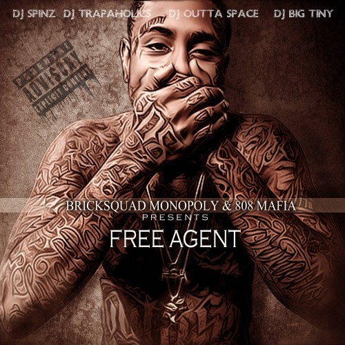 free agent Southside   Free Agent (Mixtape)
