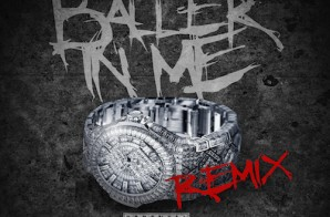 Bandman Kevo – Baller In Me Ft. Chief Keef (Remix)
