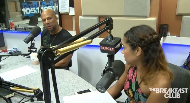 image 630x341 The Breakfast Club Gets Joined By Common For The