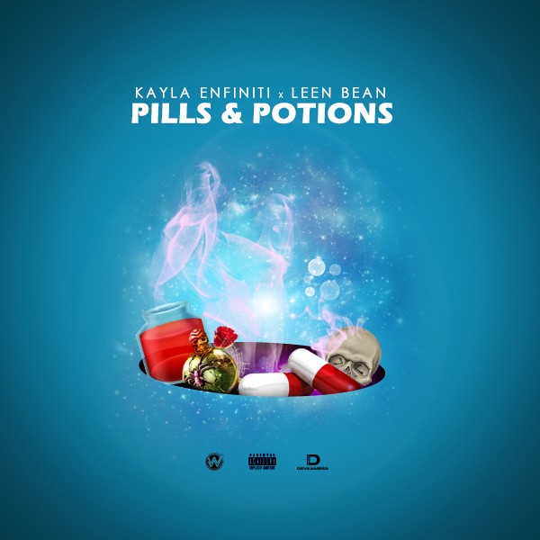 image Leen Bean x Kayla Enfiniti - Pills & Potions Freestyle