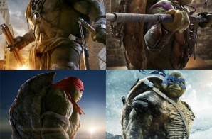 Teenage Mutant Ninja Turtles (Motion Posters)