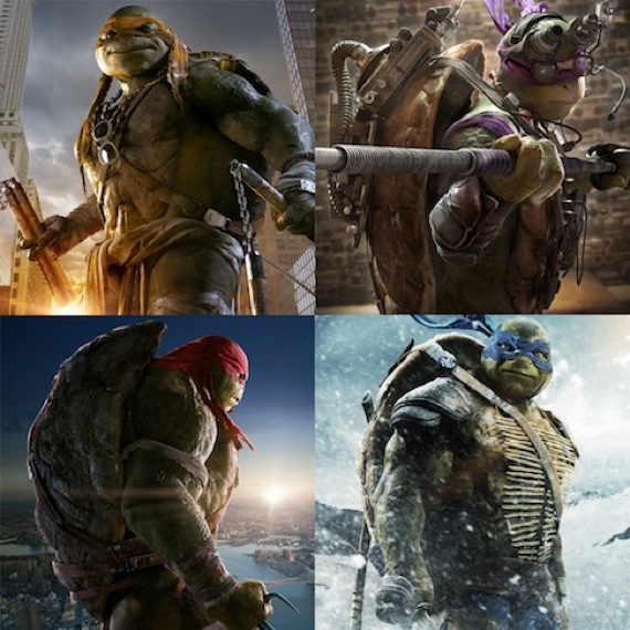 image001 Teenage Mutant Ninja Turtles (Motion Posters) (Video) (In Theaters Aug. 8th)