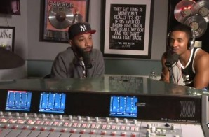 Joe Budden & Hollow Da Don Talk Total Slaughter with Ebro in the Morning (Video)