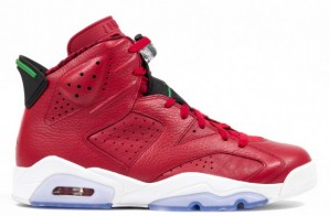 "Air Jordan 6 ""History of Jordan"" (Photo)"