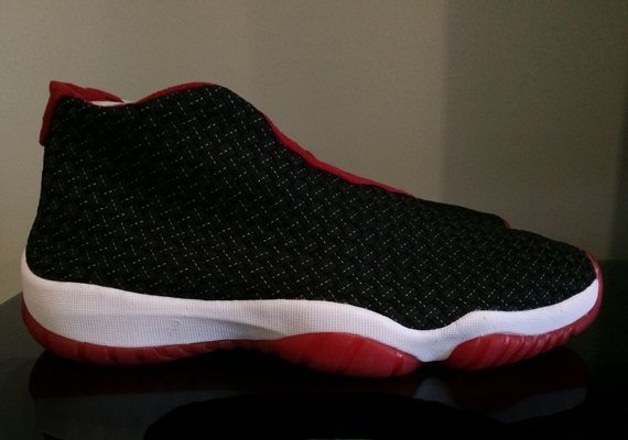 "jordan-future-premium-bred Air Jordan Future Premium ""Bred"" (Photo)"