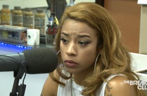 Keyshia Cole Addresses Lesbian Rumors, Her Husband, New Album & more with The Breakfast Club (Video)