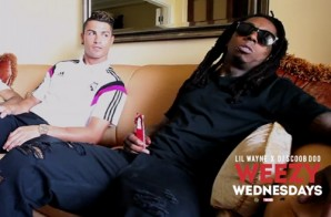 "Lil Wayne & Cristiano Ronaldo Discuss New Music & More In This Weeks ""Weezy Wednesdays"" (Video)"