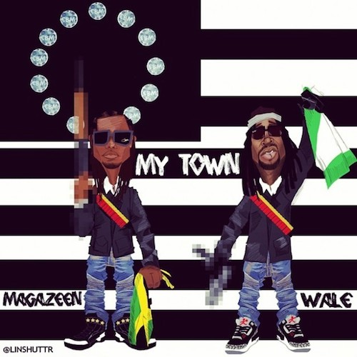 magazeen-my-town-ft-wale-HHS1987-2014