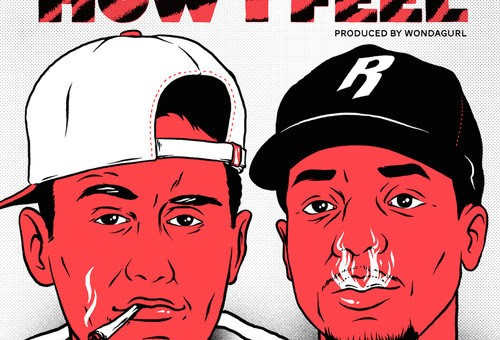 Minty Burns x Rockie Fresh – How I Feel (Prod. by Wondagurl)