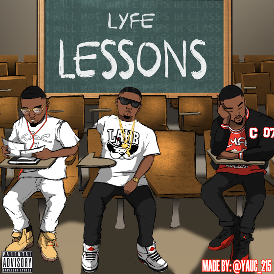 photo 11 LyfeOfAdon   Lyfe Lessons (Mixtape)