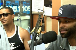 The Breakfast Club Gets Joined By Joe Budden & Hollow Da Don (Video)
