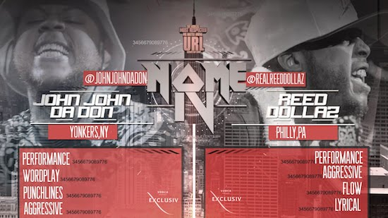 reed-dollaz-vs-john-john-da-don-full-battle-video-HHS1987-2014 Reed Dollaz Vs. John John Da Don (Full Battle Video)