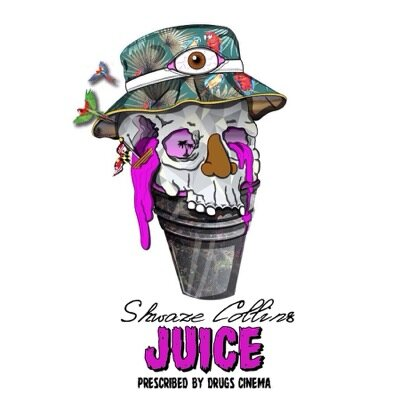 rickiejacobsfeature Shwaze Collins   JUICE (Prod. By Drugs Cinema)