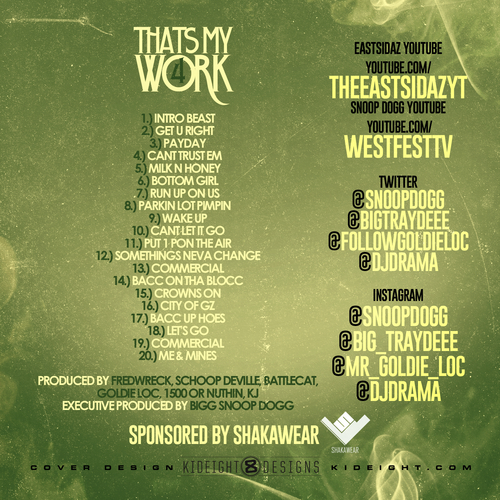 snoop-dogg-thats-my-work-4-mixtape-hosted-by-dj-drama-tracklist-HHS1987-2014