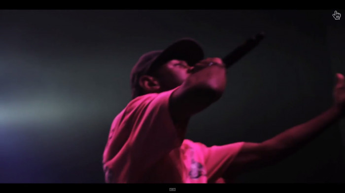 ty 1 Tyler The Creator Performs For The First Time In Montreal (Video)