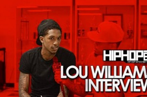 Lou Williams Talks the Toronto Raptors, Meek Mill, his label Uptown Sounds & More (Video)