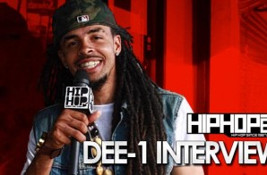 "Dee-1 Talks ""Free Lunch And Sallie Mae"", 3's Up, His new film ""Mall Dogs"" & More (Video)"