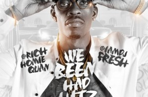 DJ Fresh – We Been Had Hitz (Mixtape) (Hosted By Rich Homie Quan)