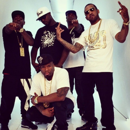 10598329 925469930812779 1869699691 n 500x500 G Unit Reunion Special On Shade 45 (Audio)