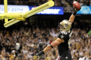 New Orleans Saints TE Jimmy Graham Fined $30,000 For Dunking On The Goal Post