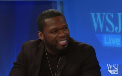 50_Cent_Talks_The_Future_Of_SMS_Audio_With_The_Wall_Street_Journal