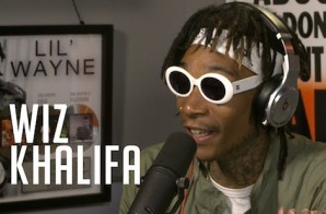 Wiz Khalifa Joins Ebro In The Morning To Talk Doing Shrooms, Coachella, Amber Rose & New LP (Video)