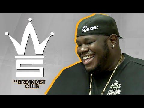 BuiGy2eCYAApdRx Q WorldStar   The Breakfast Club Interview (Video)