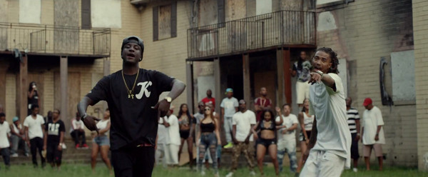 Bvh-K7jCEAAoD7A-1 Snootie Wild – Made Me Ft K Camp (Video)