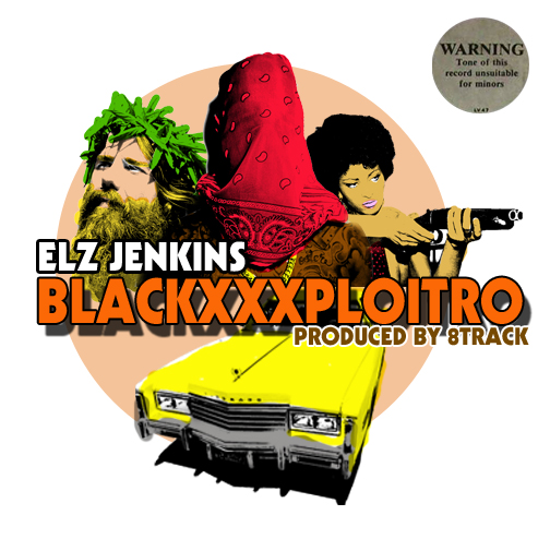 Elz Jenkins Blackxxploitro Artwork