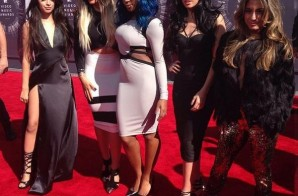 Fifthhomary vma karencivil 298x196 2014 MTV VMAs Red Carpet (Photos)