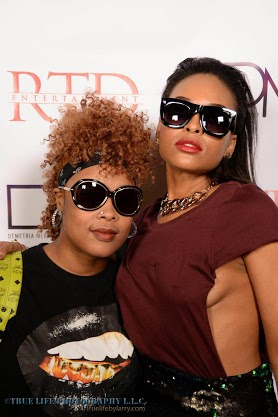 IMG 3582 Demetria Mckinney Celebrates Her 100 Video Release Party In Atlanta (Photos)