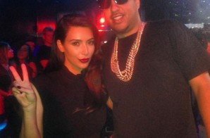 Kim Kardashian & French Montana Meet For The First Time (Video)