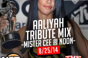 Mister Cee – Aaliyah Tribute