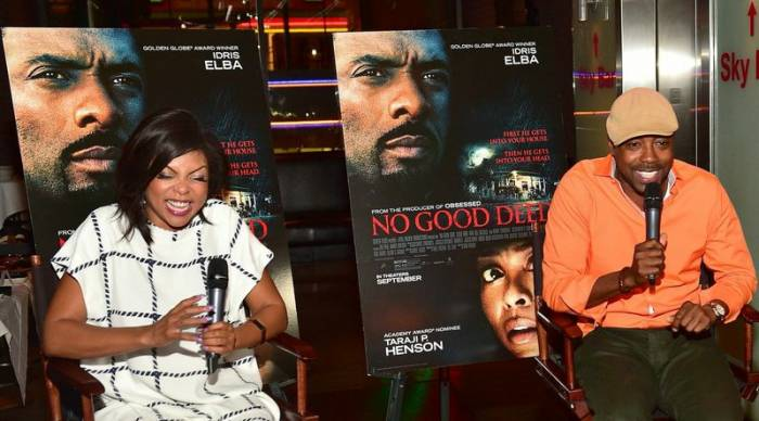 Will Packer & Taraji P. Henson Host No Good Deed Private Screening In Atlanta (Photo)
