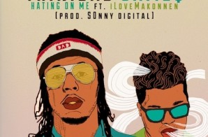 Trinidad James x Makonnen – Hating On Me (Prod. by Sonny Digital)