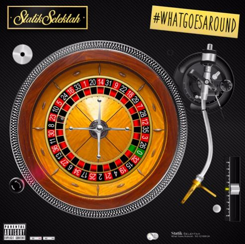 SSnewtrack Statik Selektah   All The Way Ft. Snoop Dogg, Wais P, Ransom & CharlieRED